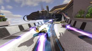 Studio Liverpool Wipeout Ps3 Screenshot