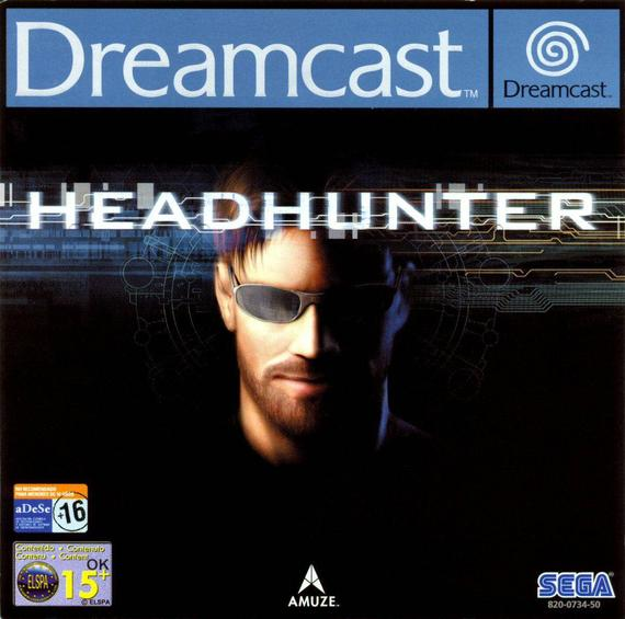 HeadHunter Box Art