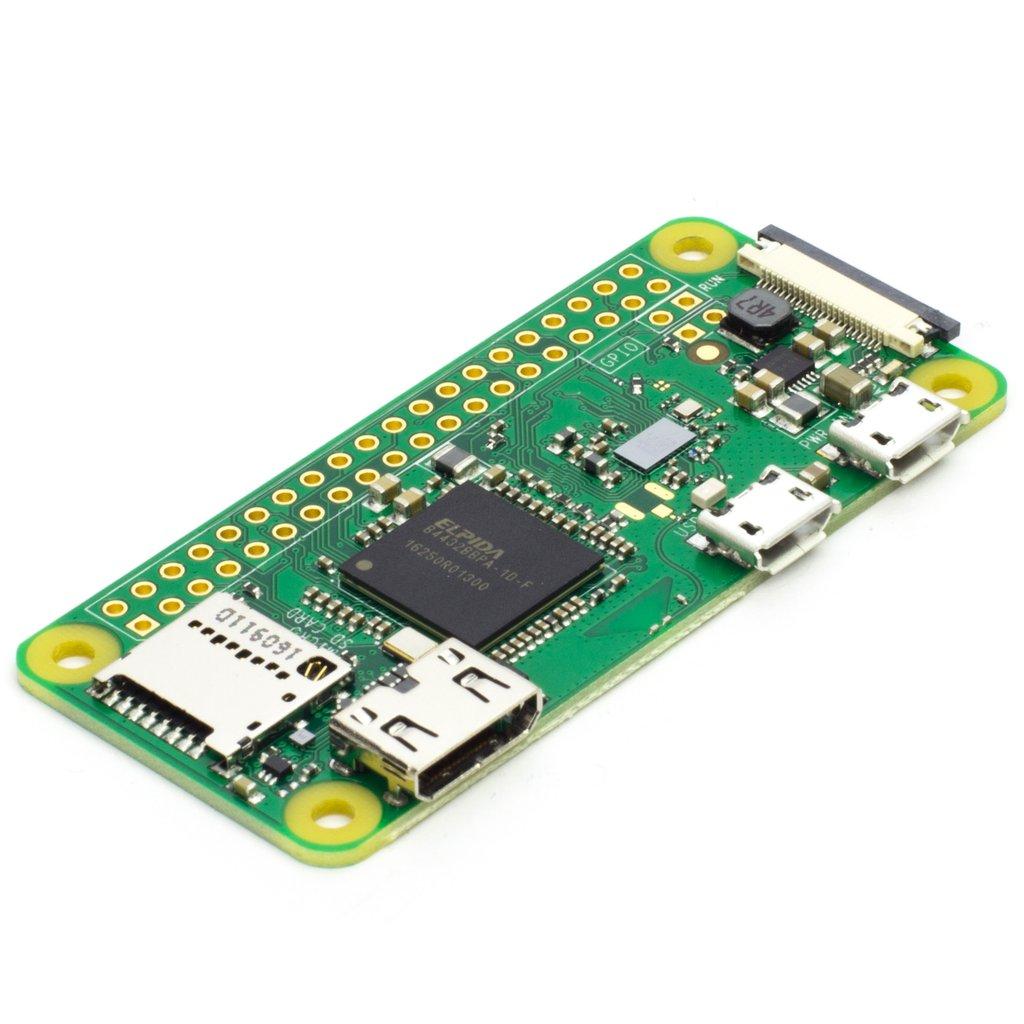 Raspberry Pi0 board