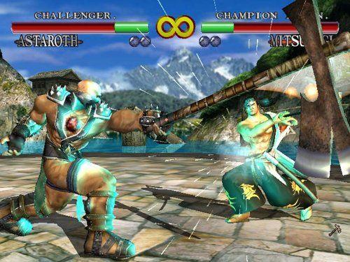 Soul Calibur Screenshot