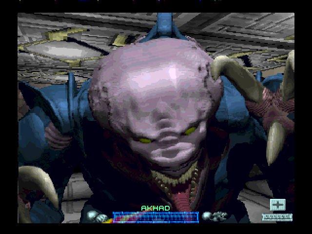 pi emulation - Space Hulk Screen shot